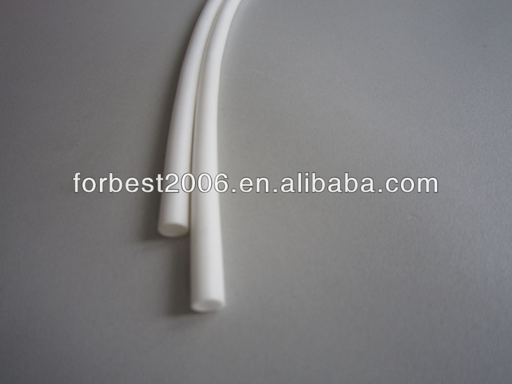 White color Silicone Heat shrink tube,silicone heat shrinkable tube,heat shrinkable silicone rubber tube