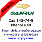 Dye, color marker, pH Indicators Cas 143-74-8 Phenol Red