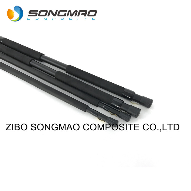 Carbon Fiber Telescopic Pole With Locking Mechanisms - Buy Carbon Fiber  Telescopic Pole,Carbon Fiber Telescopic Pole With Locking,Carbon Fiber