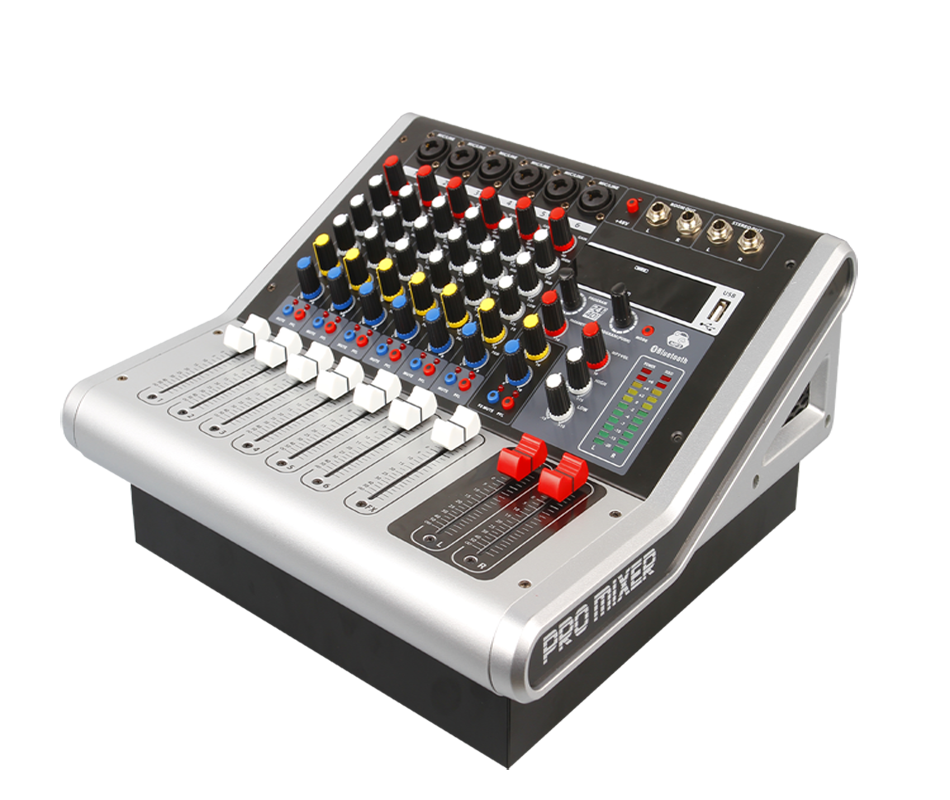 New products professional mixer console audio sound system with high quality KA40