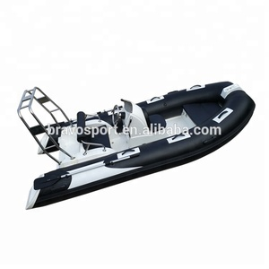 CE 2018 Hypalon or pvc Inflatable Boat Rib 390 Boat For Sale
