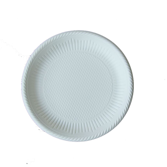 Disposable Corn Starch Biodegradable Plastic Dishes and Plates  sc 1 st  Alibaba & Buy Cheap China disposable plastic plates biodegradable Products ...