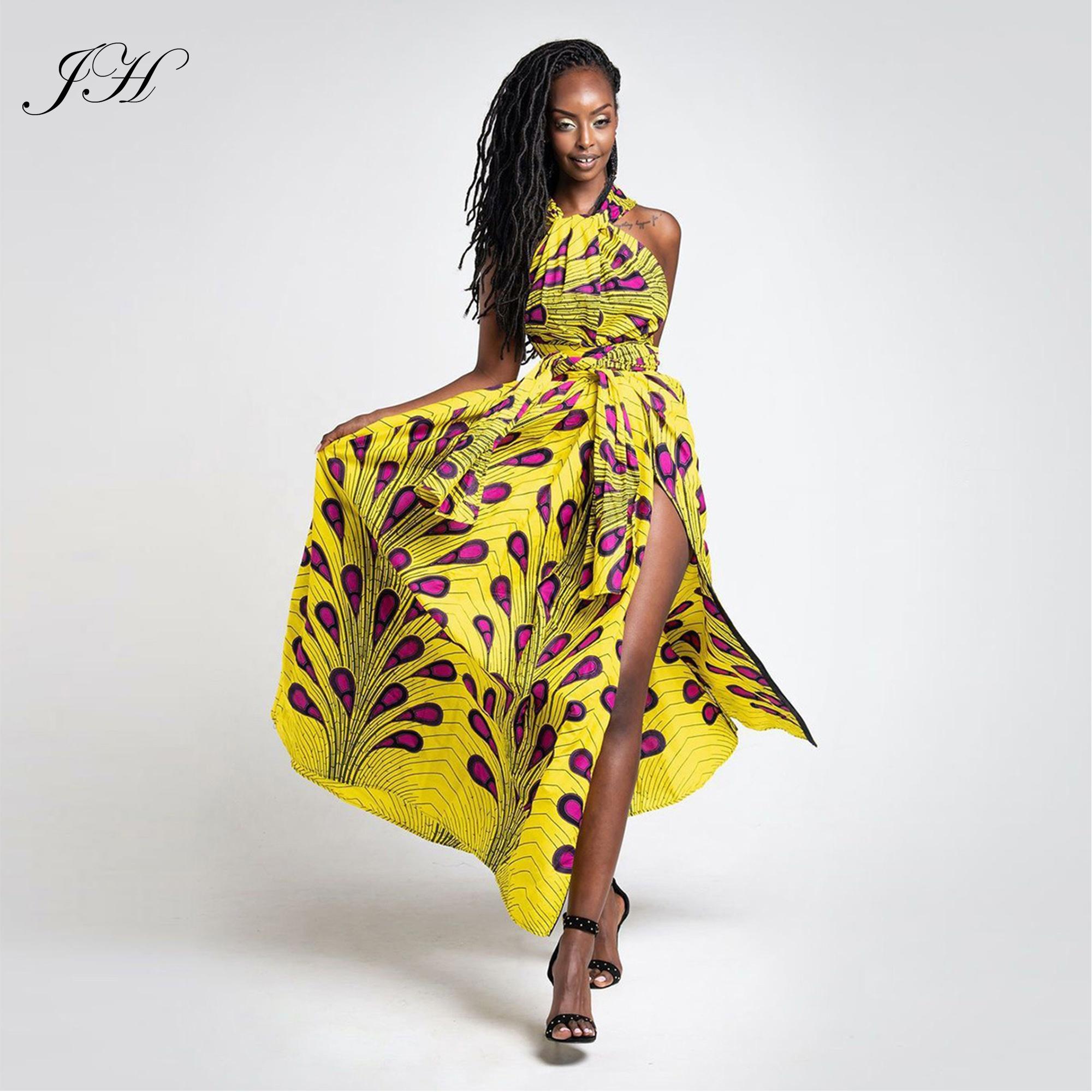 Latest African Kitenge Fashion 2019 Maxi Printed Peacock Women Dresses Sexy Bandage Fancy Party Dress Buy African Women Dresses African Fashion Party Dress African Kitenge Fashion 2019 Dress Product On Alibaba Com