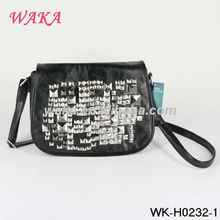 New Designer Chic Nice Studs Team Fashion Casual Popular Lady Satchel Bag