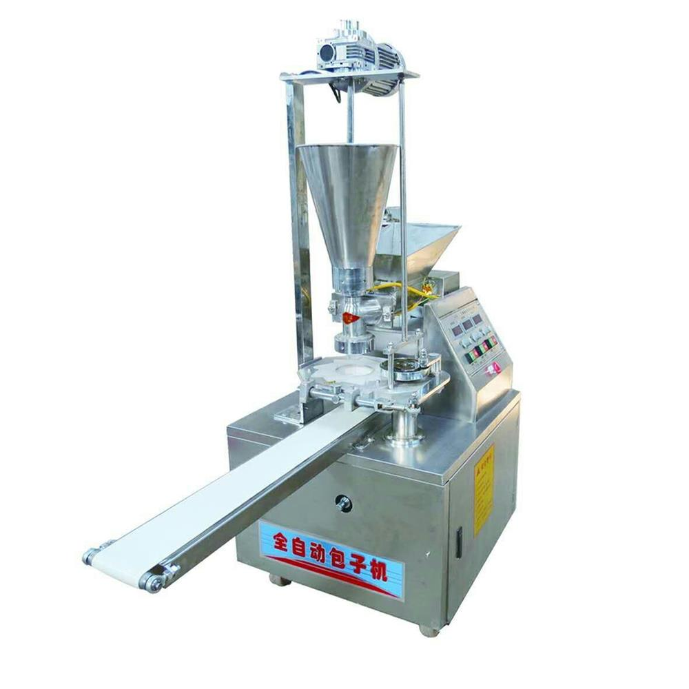new steamed stuffed bun making machine for sale/China juicy bun making machine/Momo Making Machine Wholesale Price