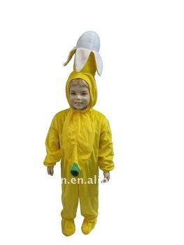 Tz 9219 Carnival Banana Costume Buy Carnival Banana Costume