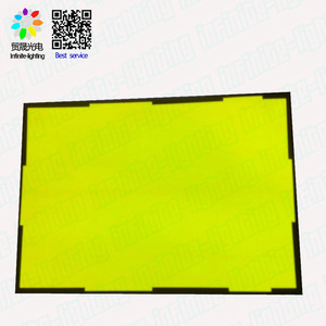 High quality large size electroluminescent/el backlight/panel