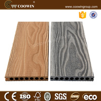 composite deck flooring material manufactured by high standard wpc factory