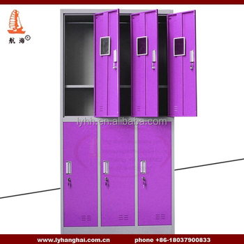 Steel Bedroom Furniture Diwan Cost Effective 3 Bank Locker Closet 6 Door  Steel Dressing Door