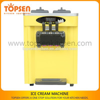 Wide Used Full Copper Sapillary Fried Ice Cream/Hard Ice Cream/Soft Ice Cream Machine For Sale