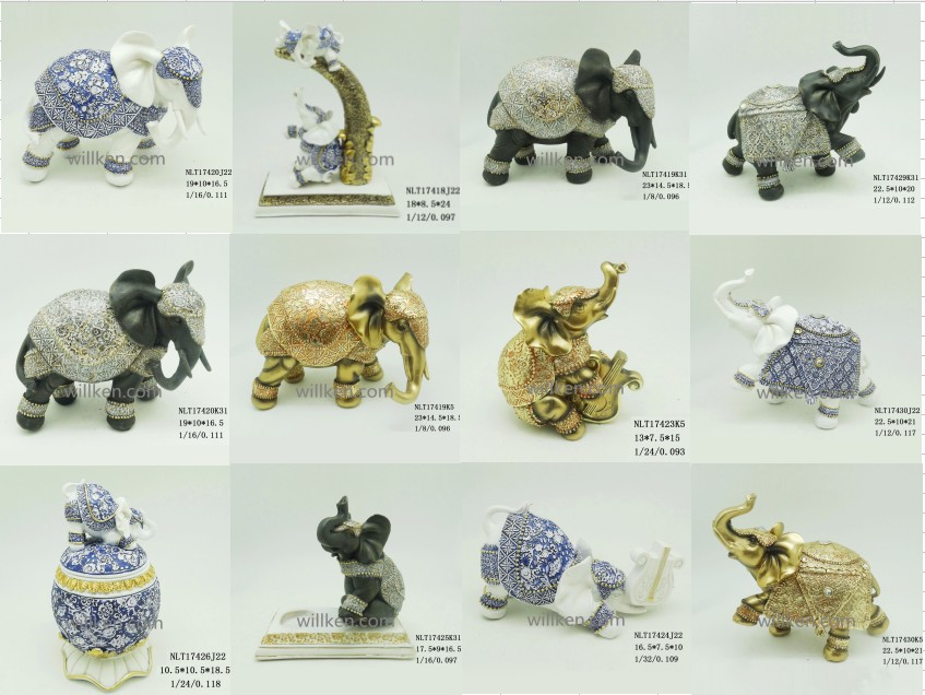 China Wholesale Indian Bulk Resin Elephant Figurines For Home Decoration -  Buy Wholesale Indian Bulk Resin Elephant Figurines,Handmade Crafts Elephant