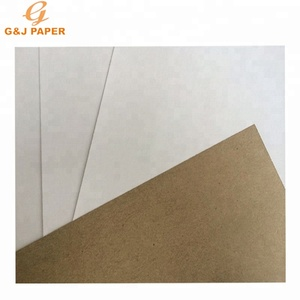 Wholesale Virgin Pulp Coated White Top Kraft Liner