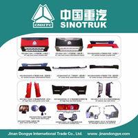 sinotruk auto accessory, truck outside decorating parts