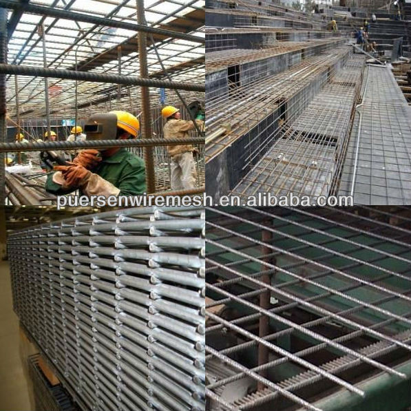 Used Building Materials For Sale >> Welded Wire Mesh Brc A6 View Reinforcing Mesh Puersen Product