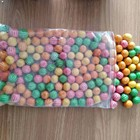 bulk mix colorful watermelon bubble chewing gum in bag