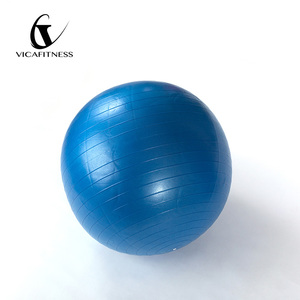 Pilates Thickness Eco-friendly PVC Non-slip Gym Ball
