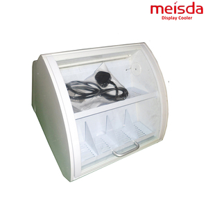 Best Selling Small Cheese Display Cooler Refrigerated 15L Display Case