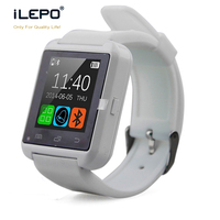 U8 1.5 inch screen thermometer large battery smart watch