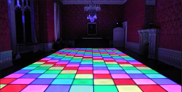Led Disco Light 120w Light Up Dance Floor For Sale Buy