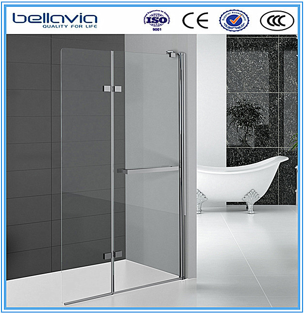 Glass Bathroom Cubicles 6mm Clear Glass ,shower Enclosure/shower Room/shower  Cabin Shower