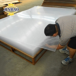 JINBAO high strength 1220*2440mm Size and Acrylic pmma Material High Glossy Acrylic Sheets