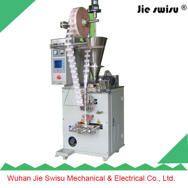 double chamber teabag packing machine