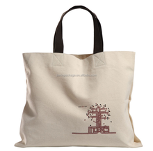Brand new custom logo printing cotton bag/canvas tote bag cotton cloth bag