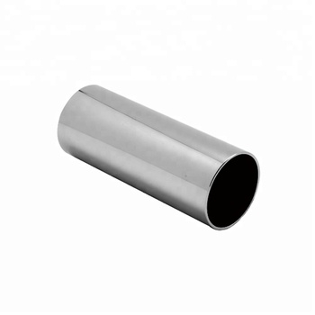 Railing End 3 Inch Erw Mild 304 316 Stainless Steel Weld SS Pipe Round Tube