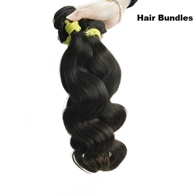 2016 New Style High Quality Virgin Human Black Star Hair