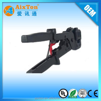 CRIMPING TOOLS FOR RJ45 ETHERNET LAN CABLE CONNECTOR