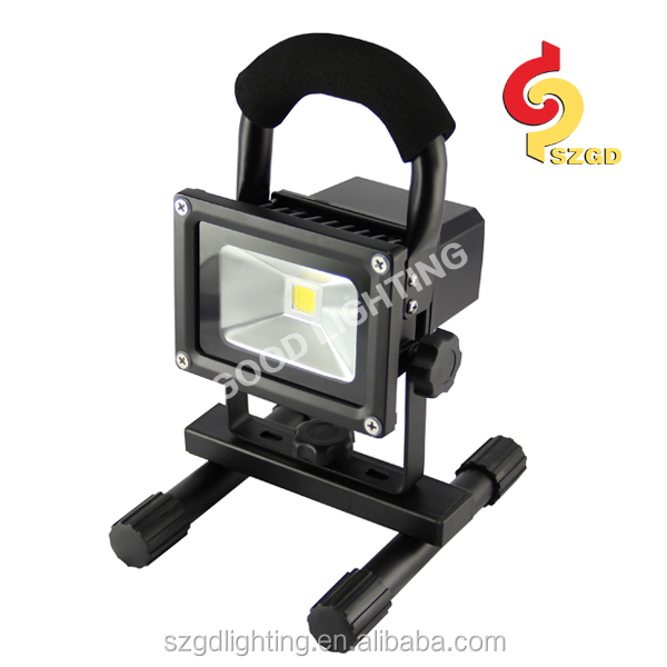 5w Cordless Led Flood Lights With Magnetic Stand,Led Working ...
