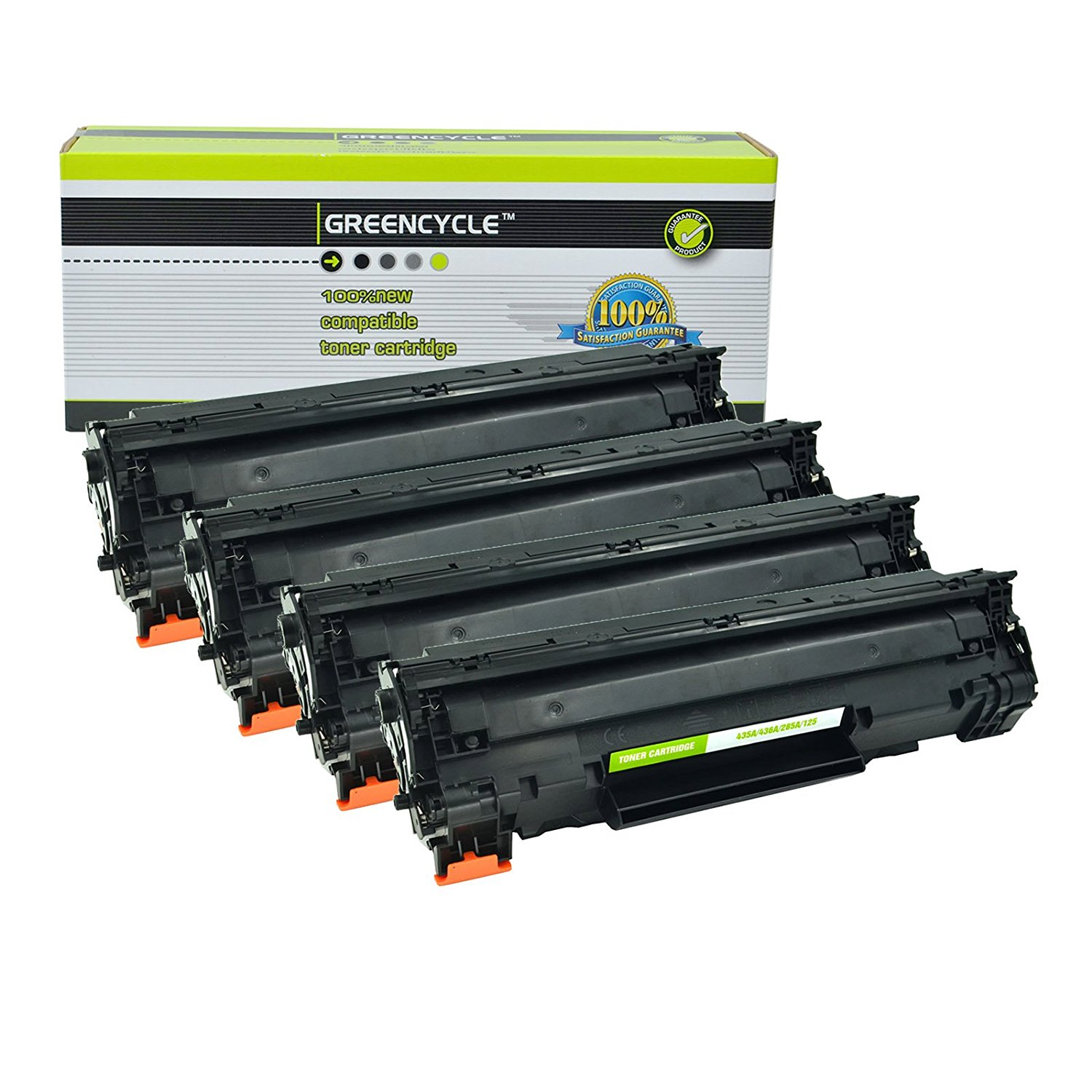 1 pk reset chip for HP 35A CB435A toner cartridge  HP P1005 P1006 NEW