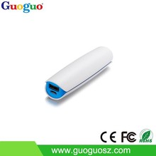 GUOGUO 2015 promotion discount power bank 1800mah ~ usd 1.5
