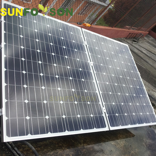 SunRack Solar Mounting Frame for Solar PV Ground Mounting Systems UK