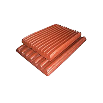 Wear Resistant Casting Stone Crusher Jaw Plate
