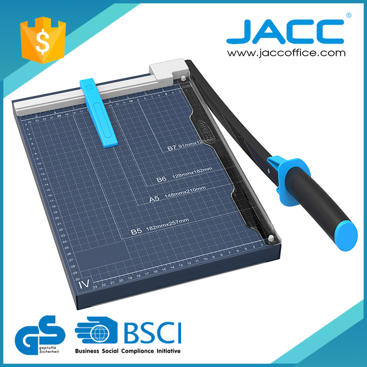 JACC Guillotine Paper Cutter For office