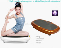 Gym equipment vibration machine/manufacture price body exercise Vibration Mahcine for sale