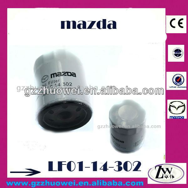 Chinese Mazda 6 Engine Oil And Oil Filters OEM LF01-14-302
