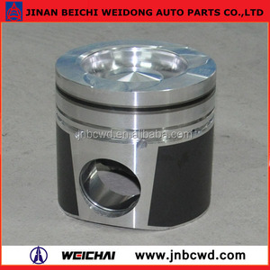 Piston 612600030009 for Diesel Engine Piston Fire Piston