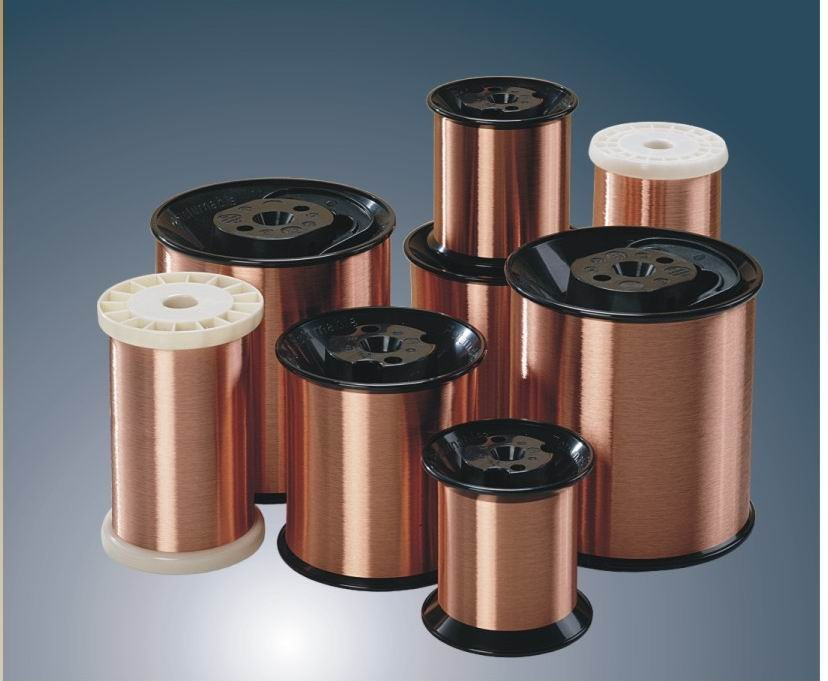 High temperature electric enamelled copper wire for motor for High temperature electric motor