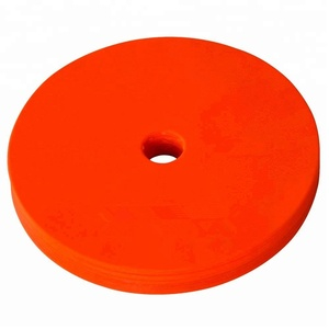 Wholesale Flat Cones Spot Markers Soccer Basketball Sports Speed Agility Training