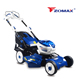 "Cordless lawn mower - Zomax 21"" self-propelled 4in1 58V Samsung Li-ion Battery brushless motor 60L robot lawn mower"