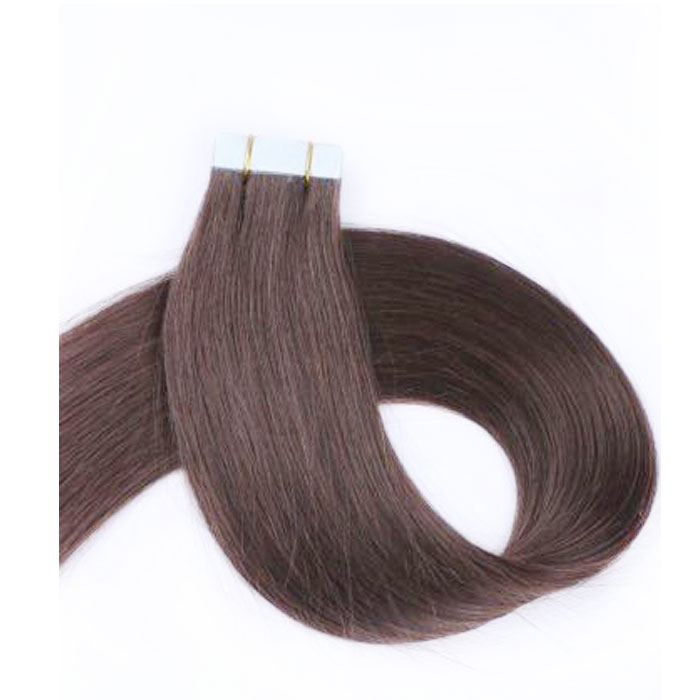 High Quality Virgin Hair Tape In Extensions at Non-salon Prices Permanent Extensions Non-damaging Tangle Free