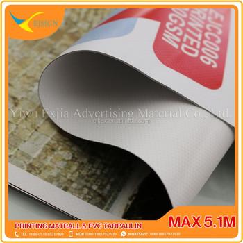 Alibaba China Supplier Printing Laminated Banner Flex