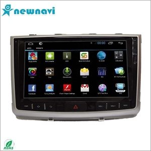 New private 10.1 inch 2 din car dvd android player supporting GPS/FM/TV/AV/USB/SD/DVD /BT/DVR