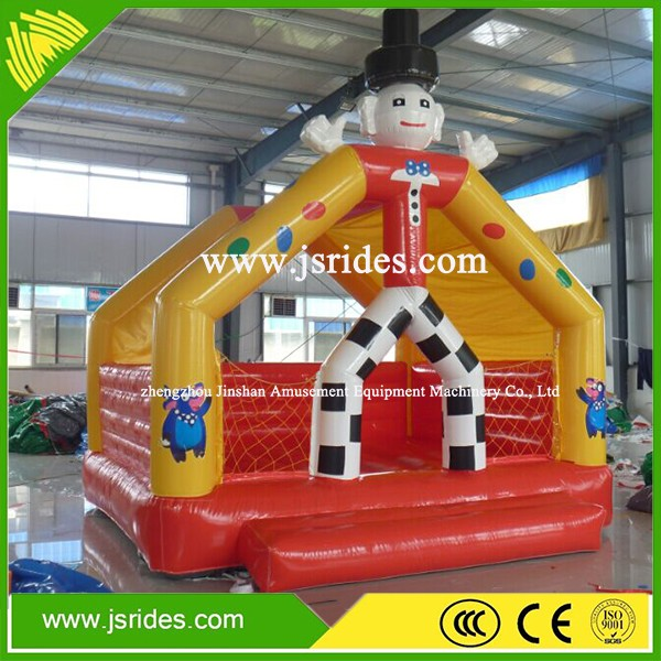 Hot sale bounce castle house/inflatable bouncy house