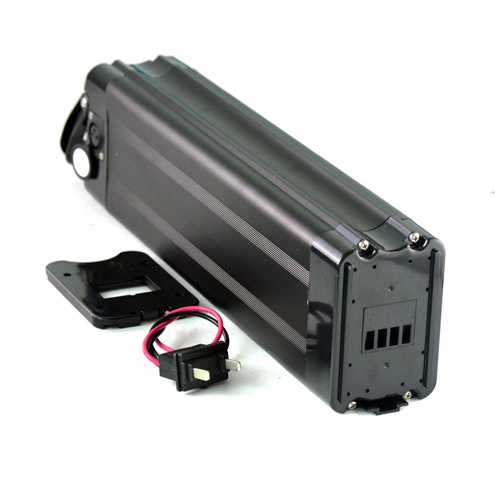 लिथियम आयन बैटरी स्कूटर ebike बैटरी चांदी मछली बैटरी 48 v 15ah