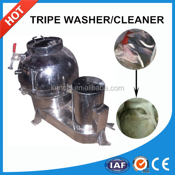 Pakistan stainless steel ox/cattle/sheep/cow/pig tripe washer machine with factory price for sale