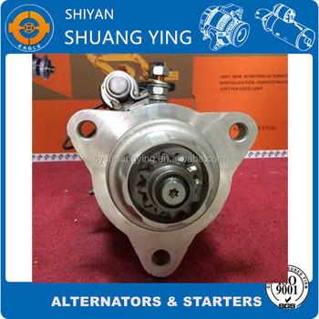 24v 12t 9 Kw Cat Starter 349-9075 C6.6 E320e/e323