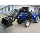 4WD By Wheel Compact Tractor,35HP 4wd Mini Farm Tractor With Loader